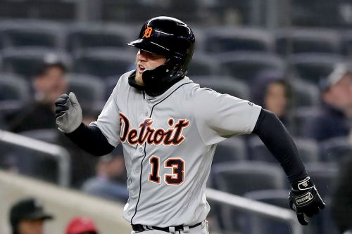 Tigers' Dustin Peterson 'almost decapitated' in minor league accident