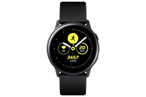 Samsung just revealed the Galaxy Watch Active, its new challenger to the Apple Watch