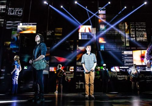 Review: Powerful 'Dear Evan Hansen' injects real emotions into a viral world