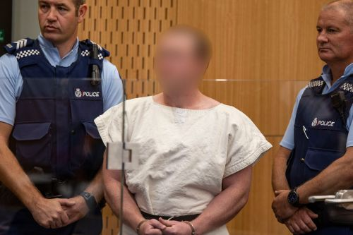 New Zealand police charged mosque suspect with murder of person who is still alive