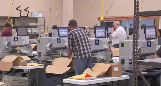 Possible violation of election law forwarded to federal prosecutors