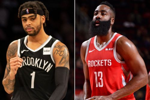 Nets looking to 'stay humble' as James Harden showdown looms