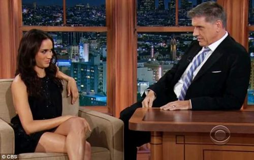 Watch this hilariously candid interview with Meghan Markle that just resurfaced