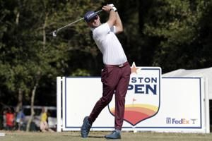 Griffin makes all the right putts to win Houston Open