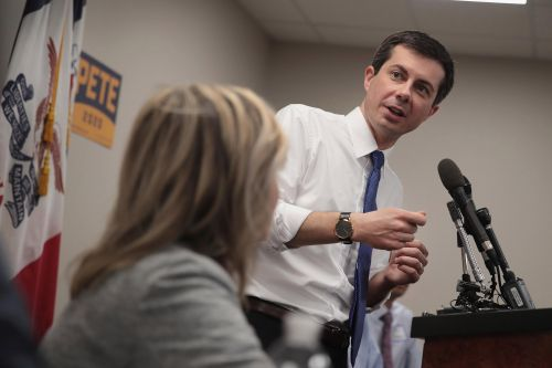 Pete Buttigieg would love to have Phish play at inauguration