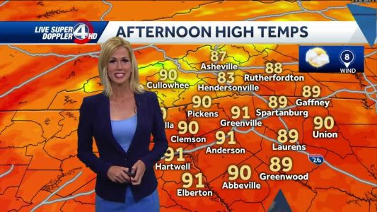 Videocast: Big cool down this week