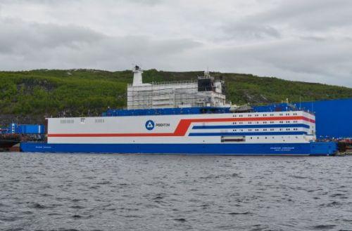 After a String of Nuclear Incidents, Russia Just Launched a Floating Nuclear Power Plant. Is It Safe?