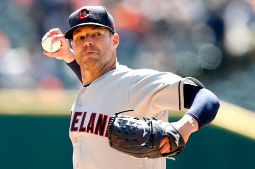Indians ace Corey Kluber suffers another setback