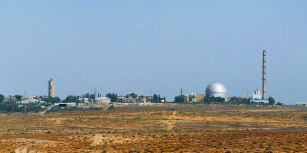 Israel says a Syrian missile struck near its top-secret nuclear reactor, so it attacked Syria back
