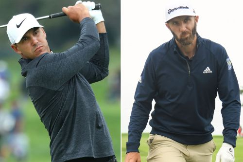 Dustin Johnson looking to clear major hurdle - his 'friend'