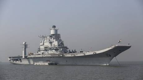 India's aircraft carrier & nuclear subs deployment a 'no-nonsense' message to China, not Pakistan?