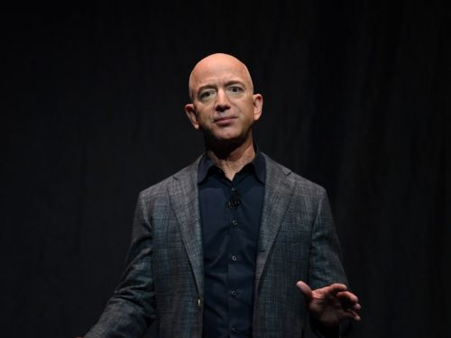 Amazon CEO Jeff Bezos told shareholders that his leadership team has done a 'remarkable' job during COVID-19: 'I'm proud of what we've done.'