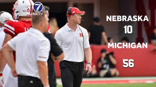 Michigan routs Nebraska in Big Ten opener, Huskers start season 0-3