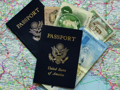 Losing your passport abroad can be scary - here are 4 steps you should take immediately