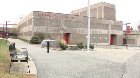 Burlington High switches to all-remote learning after rise in COVID-19 cases