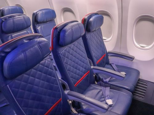 Delta CEO Ed Bastian declares 'it's absolutely safe to sit in the middle seat' in defiance of CDC suggesting airlines should block them