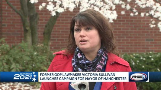 Sullivan officially announces another run for Manchester mayor