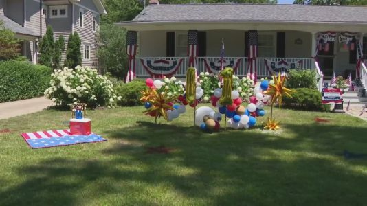 Glen Ellyn families compete for best Fourth of July decorations