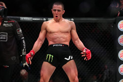 Video: Aaron Pico regains his mojo with a vicious knockout at Bellator 238