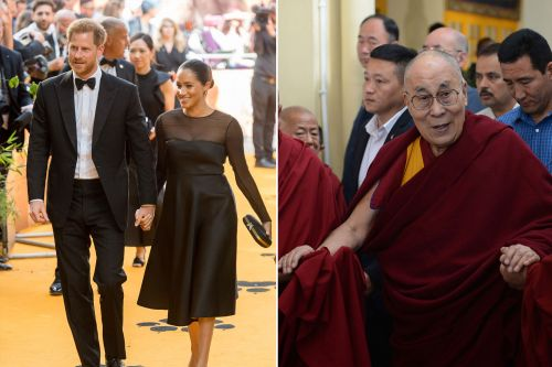 Meghan Markle and Prince Harry share quote from Dalai Lama on Instagram