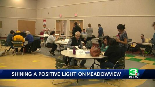 Community gathers in Meadowview to share hopes and dreams for neighborhood