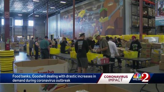 Central Florida charities trying to keep up with growing needs