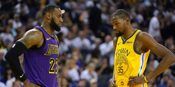 The best NBA players of the decade