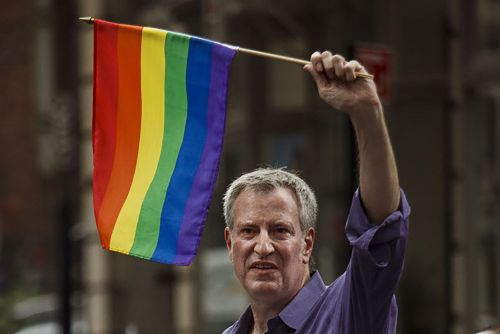 De Blasio's LGBT protest might keep young athletes from tournament