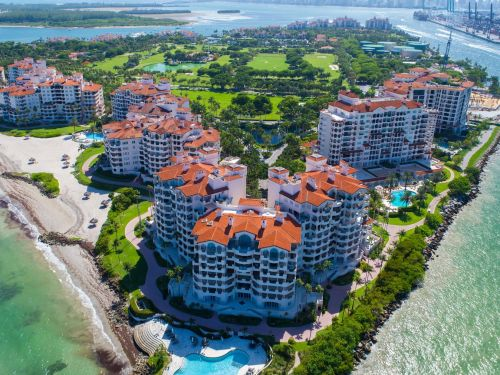 Take a look inside the most expensive zip code in Florida, the mysterious members-only island where millionaires pay $250,000 for access