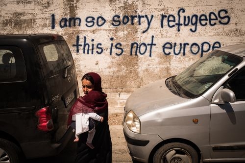 Europe's Failed Migration Policy Caused Greece's Latest Refugee Crisis