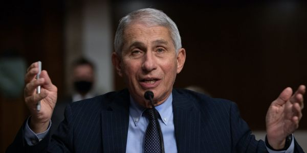Top US infectious disease expert Dr. Anthony Fauci calls some of Fox News' prime time coverage of the coronavirus 'outlandish'