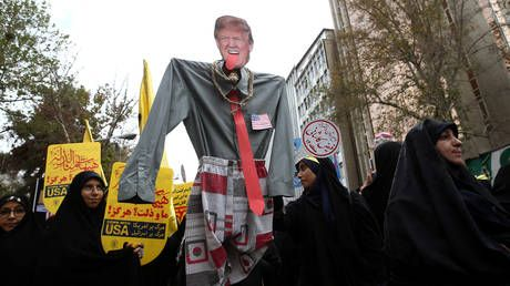 Iranian MP offers $3 million to 'anyone' who takes out Trump