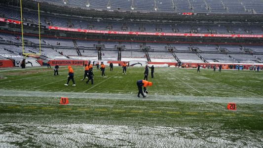 Chiefs face tough test against Broncos, winter weather Sunday in Denver