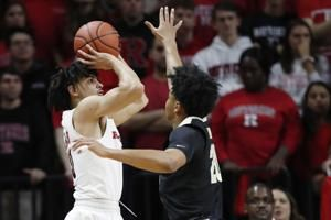 No. 25 Rutgers holds on to beat Purdue 70-63