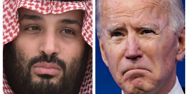Biden refused to sanction MBS over Khashoggi's murder because he doesn't want his relationship with Saudi Arabia to get worse, officials say