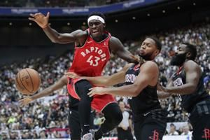 AP source: Raptors, Siakam agree on 4-year max extension