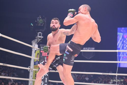 Patricky Freire booked to fight LFA champ Jaleel Willis in Bellator 249 co-headliner