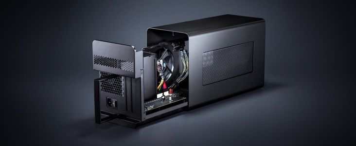 The Razer Core X is the best eGPU out there - but if you need an eGPU in the first place, you probably bought the wrong computer
