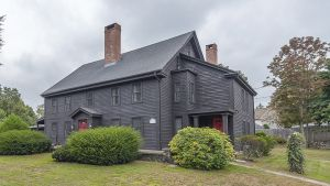 PHOTOS: Home Where Salem Witch Trials Victim John Proctor Lived Up For Sale
