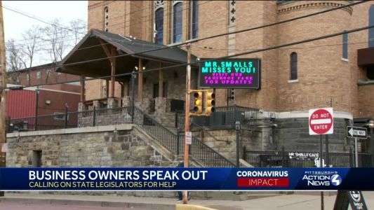 Hospitality industry suffering: Pittsburgh music promoter says industry was among first to close, will be one of the last to open