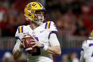 Back to Atlanta: No. 1 LSU vs. No. 4 Oklahoma in Peach Bowl