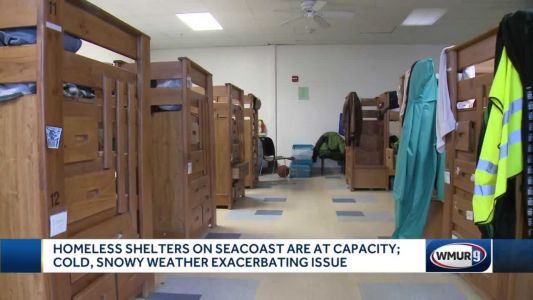 Seacoast homeless shelters strain to handle number of people seeking help