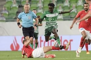 Ferencváros end 25-year wait to reach Champions League