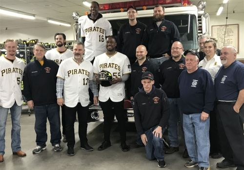 Josh Bell on staying in Pittsburgh, a new diet and fielding better