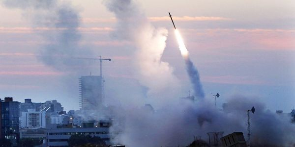 Israel has reportedly deployed its Iron Dome missile-interception system ahead of the Eurovision Song Contest