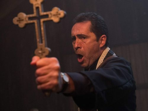 Review: The Nun puts the sin in cinema