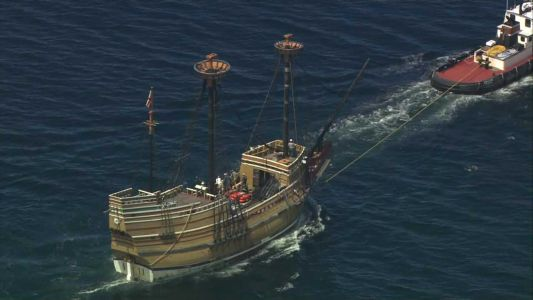 Mayflower II plans to make sail and start for home July 20