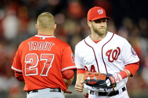 Mike Trout's $430M just keeps getting worse for Bryce Harper