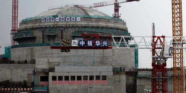 China insists there is 'no abnormality' in the radiation levels at a nuclear power plant after reports of a leak