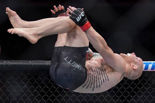 UFC on ESPN+ 13: A scary thought, Josh Emmett says he's coming into his own with his power